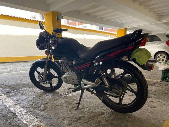 Suzuki Gs 125 Modelo 2016