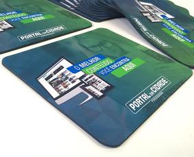 10 Mousepad Personalizado Em Neoprene - P/brinde Corporativo