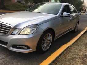 Mercedes-benz Clase E 350 Elegance Como Nuevo 60.000 Kms