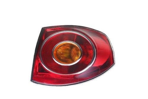 Lanterna Traseira L/d Spacefox Ref: 5z9945112c