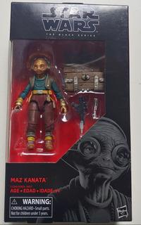 Star Wars Maz Kanata The Black Series