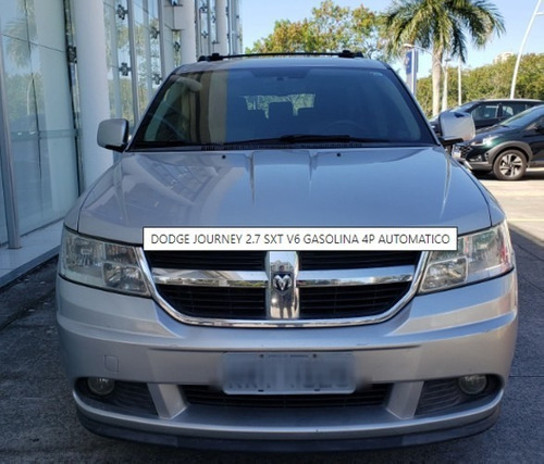 Imagem 1 de 9 de Dodge Journey 2.7 Sxt V6 Gasolina 4p Automatico  2008/2009