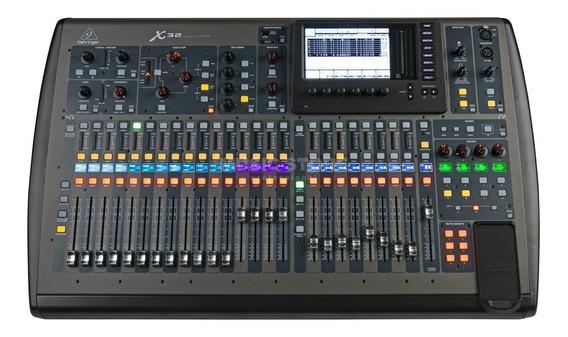 Mesa De Som Behringer X32 Digital Mixer