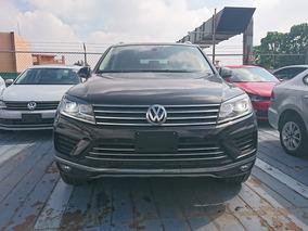 Touareg Tdi 3.6 V6 Negro 2017 L Ae