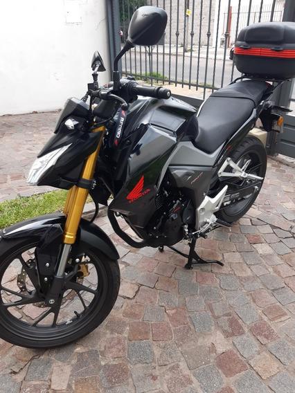 Honga Cb 190 2019 Con 800 Km En Garantia Sin, Uso Titular