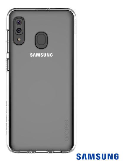Capa P Samsung Galaxy A20 Kdlab Transparente Gp-fpa205kdatb