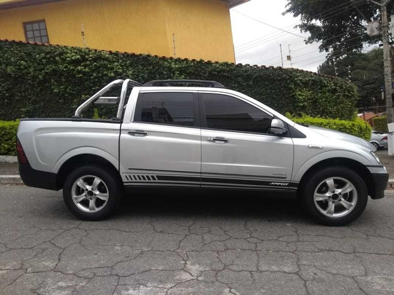 Ssangyong Actyon Sport 4×4 Diesel Tur
