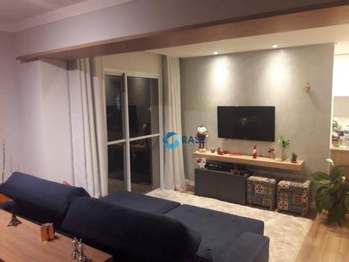 Apartamento Com 2 Dormitórios À Venda, 71 M² Por R$ 515.000,00 - Interlagos - São Paulo/sp - Ap3729