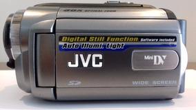 Camera De Video Jvc - Gr-d870u Novissíma - Oportunidade