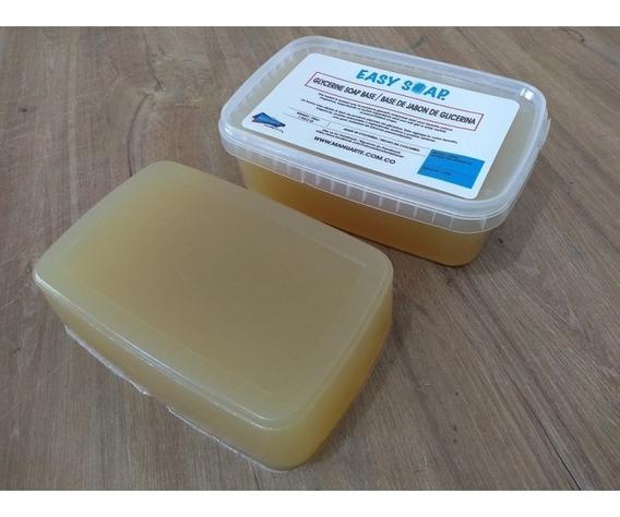 Base De Jabon De Glicerina Con Aceite De Oliva (easy Soap)