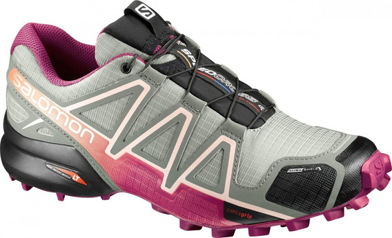 Tênis Salomon Feminino Speedcross 4 Cs W