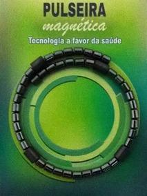 Pulseira Magnética Neodímio - Dr. Lair Ribeiro