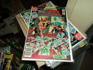 Gaviao Negro Sociedade Da Justiça Dc Comics N# 1 Hq Anos 80