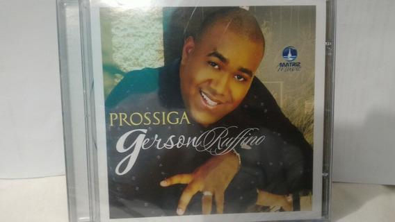 Cd Gerson Rufino Prossiga