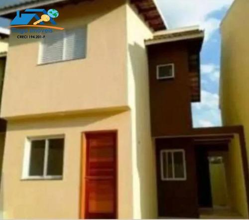 Casa Financiada Em Atibaia! - 261