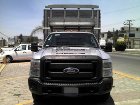 Ford F-3500 Redilas 2011 Manual 6.2 Lts Eng $