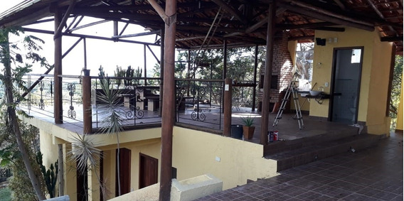 Excelente Sítio Em Lagoa Santa Casa 3 Quartos, 11 Vagas