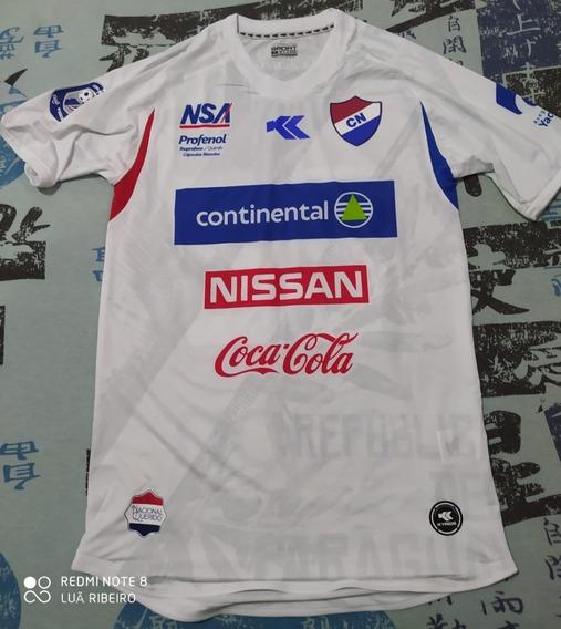Camisa Nacional Paraguai 2020