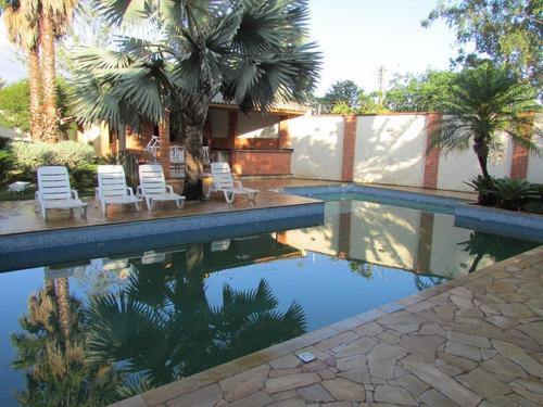 Chácara Com 3 Dormitórios À Venda, 918 M² Por R$ 900.000,00 - Santa Rita - Piracicaba/sp - Ch0032