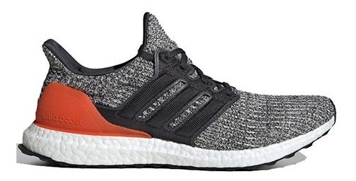 adidas Ultra Boost Raw White Active Orange