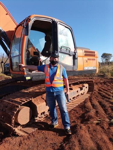 Imagem 1 de 3 de Operadora De Escavadeira Hidráulica