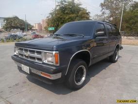 Chevrolet Blazer Sport Wagon Automático