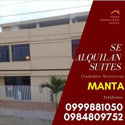 Suite En Manta, Ciudadela Monterrey