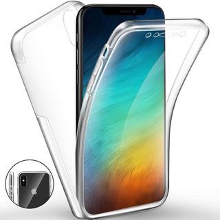 Capinha Capa Case 360 iPhone X Xs 7 8/ 7/8 Plus Promoção