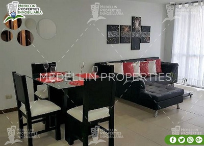 Arrendamientos De Apartamentos En Medellín Cód: 4678