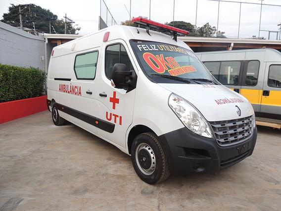 Nova Master L3h2 2.3 Ambulancia Uti