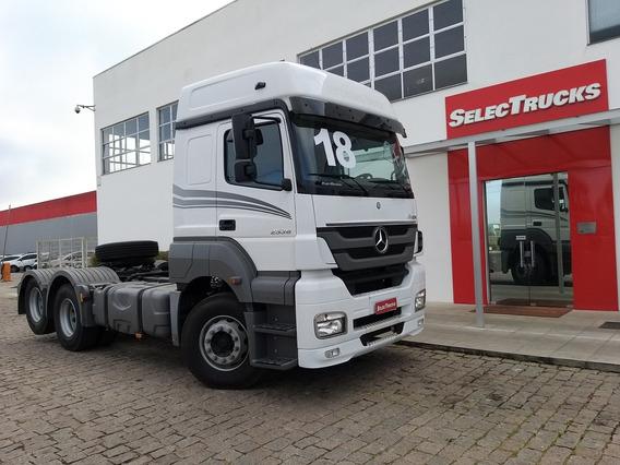 Mercedes-benz Axor 2536 Teto Alto - Selectrucks