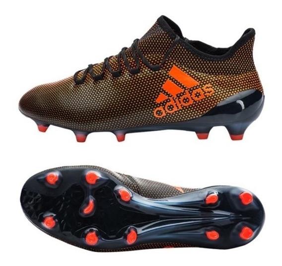 Tenis Tacos Futbol X 17.1 Fg Originales adidas S82288
