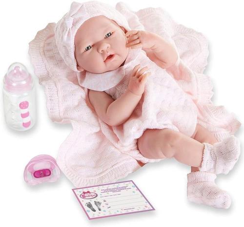 Imagen 1 de 8 de Muñeca Bebe Realista Reborn Tamaño 38cm De Alto Con Ropa