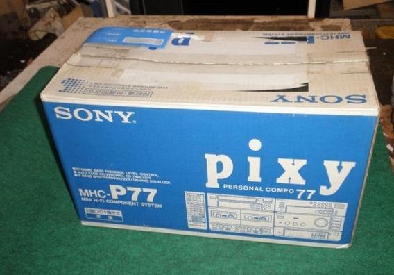 Sony Boombox Mhc-p77 Pixy *novo Na Caixa***