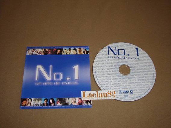 No 1 Un Año De Exitos 00 Sony Ov7 Pausini Chayanna Shakira