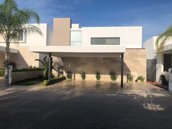 Casa En Renta En Temozón Norte, Mérida Yucatán