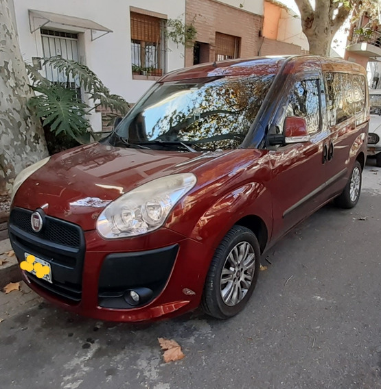 Fiat Doblo 1.4 Active Family 2015
