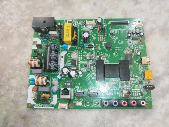 Placa Principal Da Tv Semp 32l2400 Usada Para Retirada De Pe