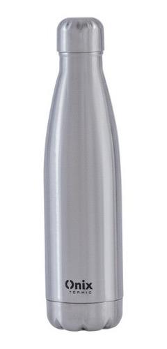 Botella Térmica Deportiva En Acero Inox Doble Pared 500 Ml