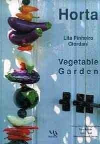 Livro Horta Vegetable Garden Lita Pinheiro Giordani