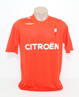 Camisa Original Celta De Vigo 2007/2008 Away