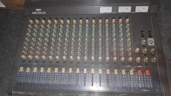 Mesa De Som Yamaha Mc1602 Com Vu