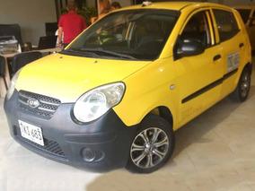 Taxi Kia Picanto 2008 Individual Itagui Crédito Directo.