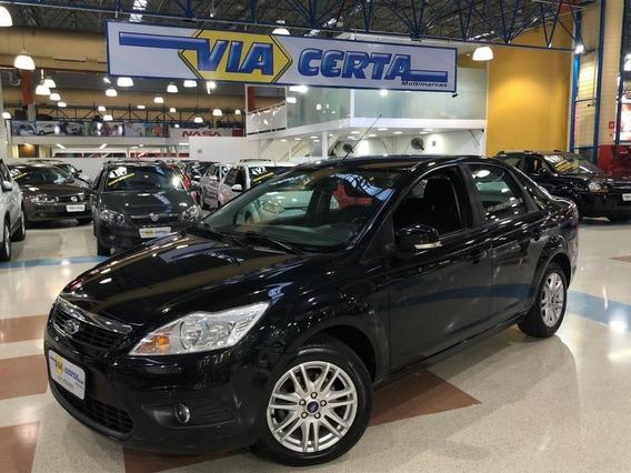 Ford Focus 2.0 Glx Sedan Flex * Faz Sem Entrada *