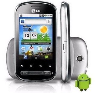 Celular LG Optimus Me P350
