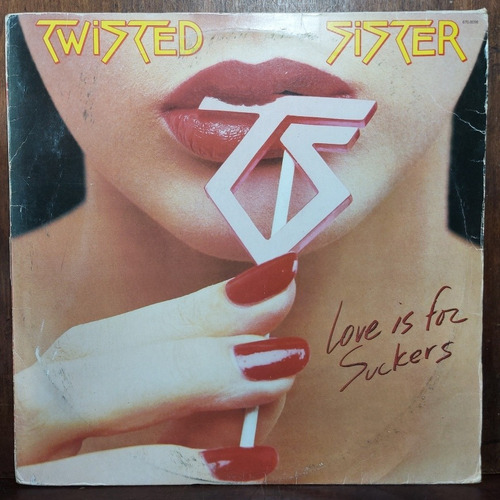 Vinil Lp Twisted Sister Love Is For Suckers