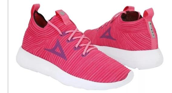 Tenis Dama Pirma Runing Gym Oferta Color Fiusha