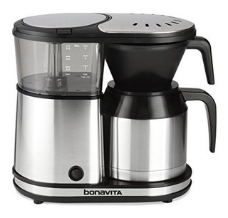 Bonavita 5cup Onetouch Thermal Carafe Coffee Brewer Bv1500ts