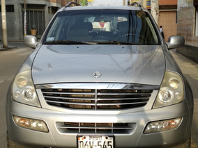 Ssangyong Rexton 2.9 Turbo Diesel Automática 4x4 Año 2005