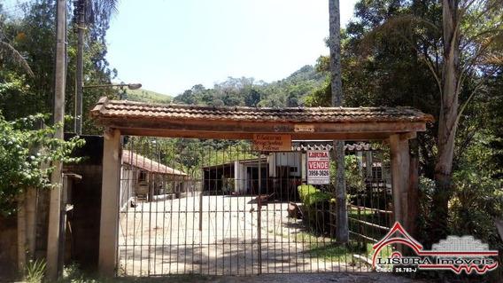 Chácara / Sitio 16.000 Metros No Parati De Baixo Jacareí Sp Doc Ok - 6485